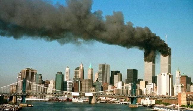 Registro feito logo após o ataque às torres gêmeas do World Trade Center - Foto: Brad Rickerby   Arquivo   Agência Reuters