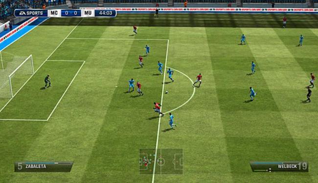 Game terá versão em português com Tiago Leifert e Caio Ribeiro - Foto: Divulgação