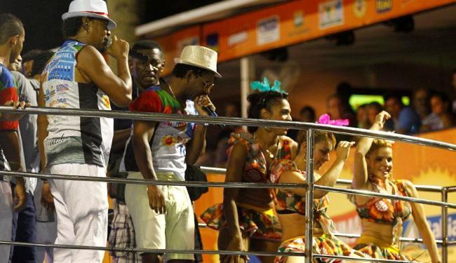 Banda de pagode prepara repertório especial para festa em boate do Rio Vermelho - Foto: Eduardo Martins | Ag. A TARDE