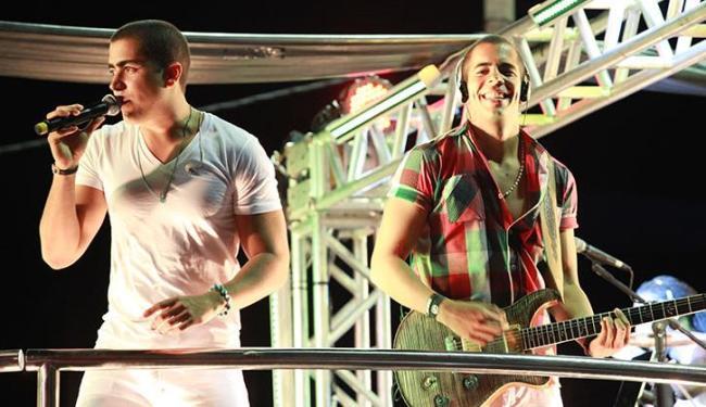 Os líderes da banda Oito7Nove4 farão show no Bahia Café Hall - Foto: Marco Aurélio Martins | Ag. A TARDE