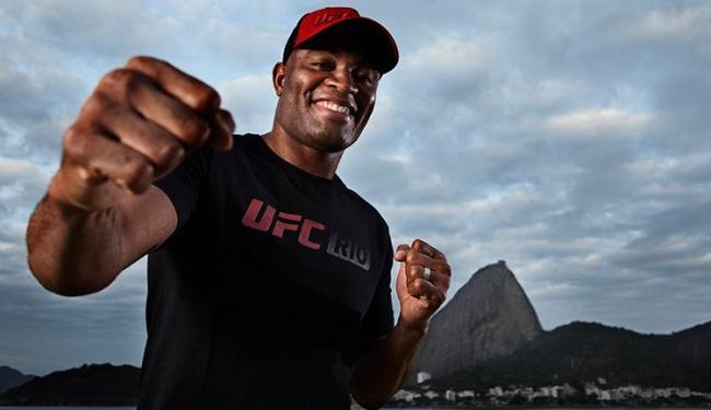 Anderson faz sua segunda luta no Rio, após vencer Okami no ano passado - Foto: Divulgação