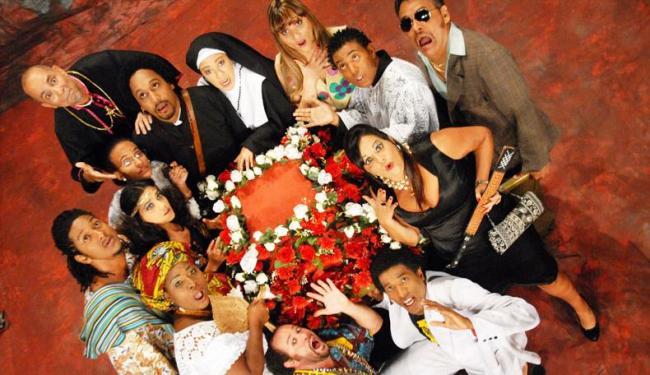 Espetáculo reabre temporariamente o teatro Acbeu, em reforma desde 2010 - Foto: Maíra Lins   Divulgação