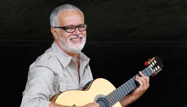 Cantor santoamarense comemora 40 anos de carreira com show no Domingo no TCA - Foto: Adenor Gondim | Divugação