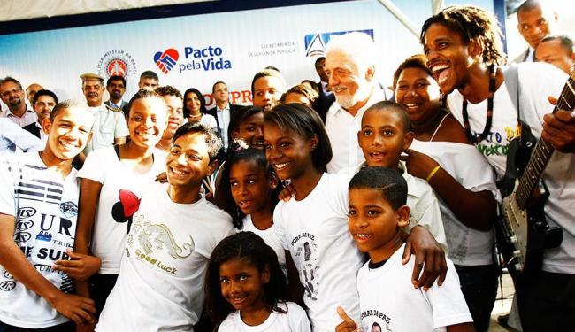 Segundo o governador Wagner, a meta é implantar mais seis unidades na Bahia - Foto: Margarida Neide | Agência A TARDE