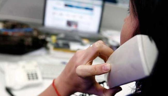 Operadoras de celular também oferecem linhas fixas na Bahia - Foto: Lunaé Parracho | Agência A TARDE