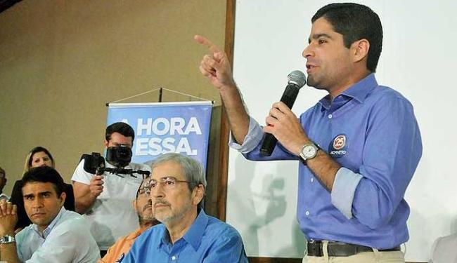 Aliança com Imbassahy foi anunciada por Neto como elo que faltava no projeto para Salvador - Foto: Valter Pontes | Divulgação