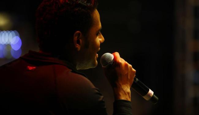 O cantor de arrocha Pablo - Foto: Fernando Vivas| Ag. A TARDE