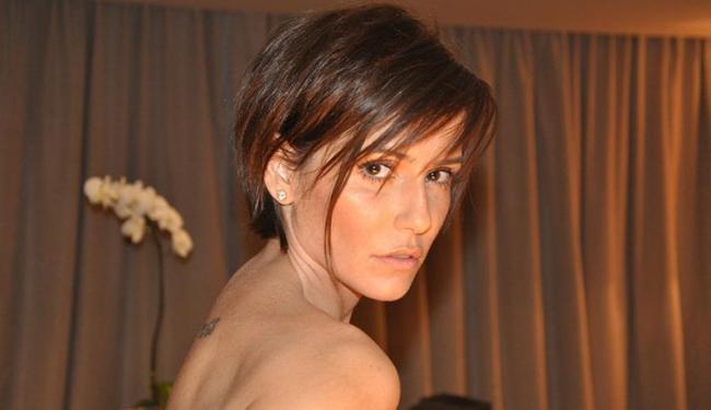 A atriz aparecerá com os cabelos mais curtos na próxima temporada - Foto: Divulgação