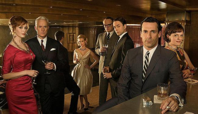 Reinado da série Mad Men pode acabar com se Downton Abbey vencer - Foto: Divulgação