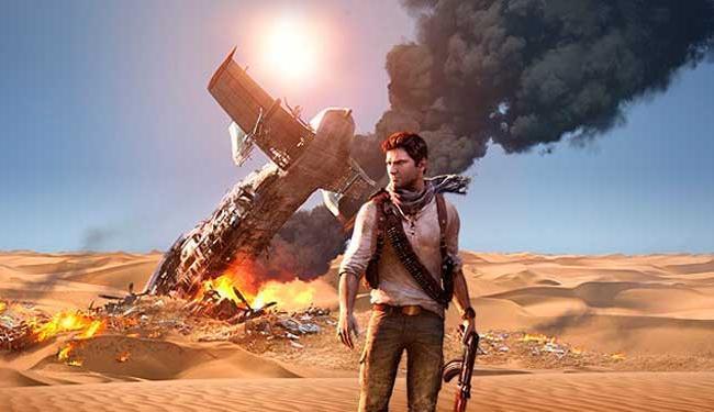 A mais nova aventura de Nathan Drake, Uncharted 3, teve o valor reduzido de R$ 149 para R$ 99 - Foto: Divulgação