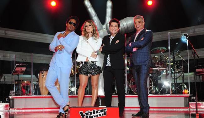 The Voice estreia hoje na Globo e promete encontrar a nova voz da música brasileira - Foto: João Miguel Júnior | Rede Globo