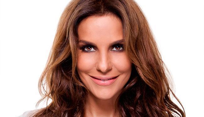 A cantora acompanhou a estreia do novo programa da Rede Globo, The Voice - Foto: Divulgação
