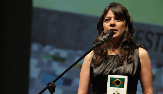 Premiação da baiana Gabriela Amaral Almeida, do filme