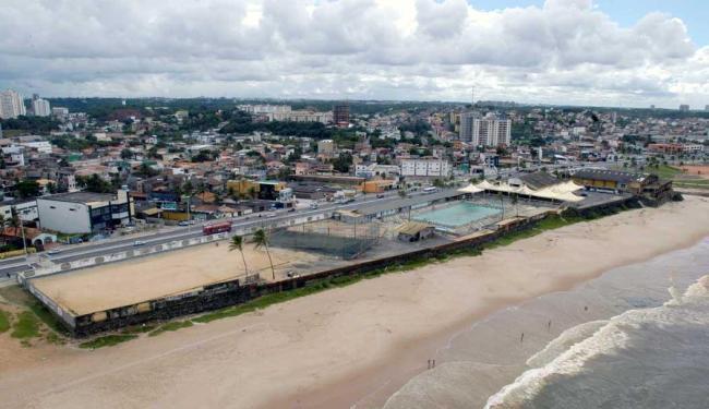 Segundo informações do MP, acordo prevê a imediata demolição da sede de Praia do Bahia - Foto: Divulgação | Arquivo | PMS
