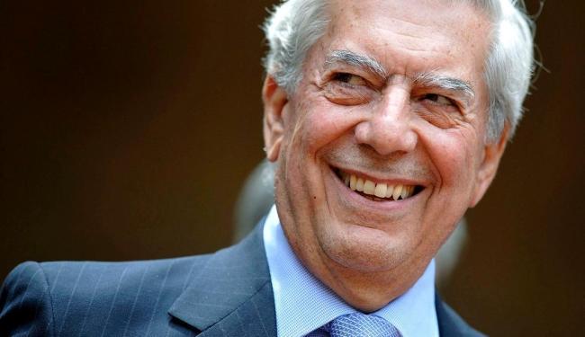 Escritor peruano Mario Vargas Llosa comemorou o aniversário de