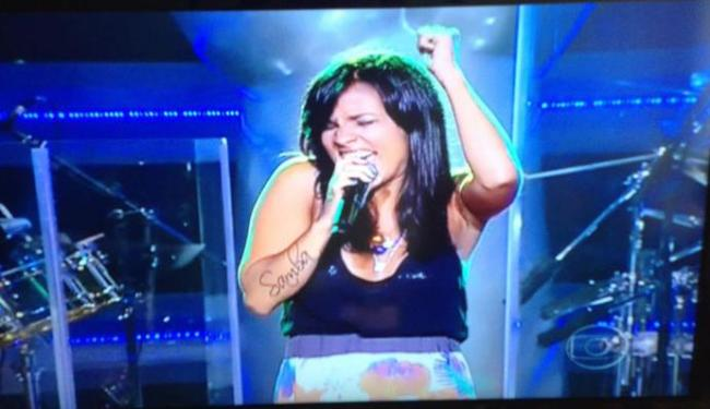 Ju Moraes escolheu integrar o time da cantora Cláudia Leitte - Foto: Divulgação   Ag. A TARDE