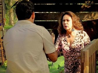 Desesperado, Adauto não se conforma com a traição da amada - Foto: Divulgação   TV Globo