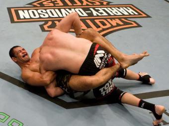Minotauro promete fazer novamente bom uso do seu Jiu-Jitsu - Foto: Divulgação/UFC