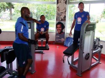 Elenco se reapresenta e, com regenerativo na academia, inicia trabalhos para jogo com o Flu - Foto: Esporte Clube Bahia | Divulgação