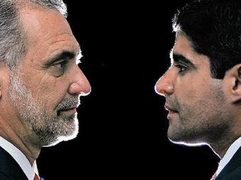 Nelson Pelegrino e ACM Neto - Foto: Raul Spinassé   Ag. A TARDE