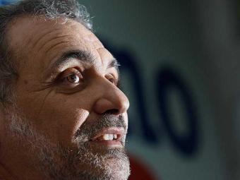 Pelegrino desafiou o adversário ACM Neto (DEM) a colocar João Henrique no palanque - Foto: Lúcio Távora   Ag. A TARDE