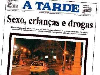 Publicação de 2003 é resultado do Concurso Nacional Tim Lopes de Investigação Jornalística - Foto: Reprodução   A TARDE