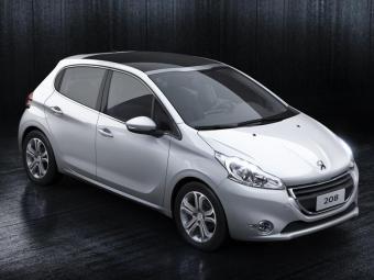 Peugeot 208 será lançado no Salão de São Paulo - Foto: Divulgação/Peugeot