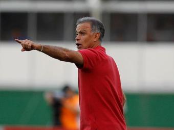 Jorginho reencontra o Palmeiras em jogo decisivo para seu time, o Bahia - Foto: Eduardo Martins   Ag. A TARDE