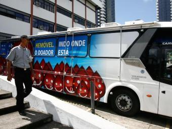 O atendimento para coleta de sangue será das 8 às 17 horas - Foto: Iracema Chequer | Ag. A TARDE