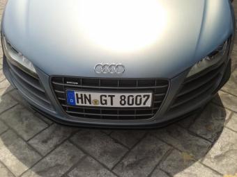 Audi faz test drive no salão de SP - Foto: Divulgação
