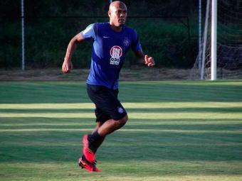A boa novidade foi a participação de Souza, que deve enfrentar o Grêmio - Foto: Esporte Clube Bahia / divulgação