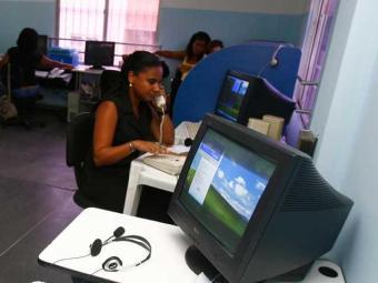 A empresa oferece salário de R$ 622 e mais benefícios - Foto: Iracema Chequer | Arquivo | Ag. A TARDE