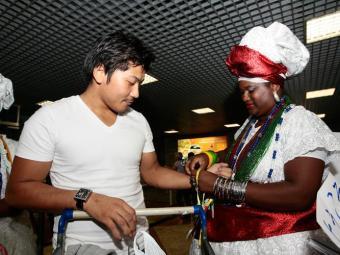 Japoneses dizem que vieram de longe para conquistarem o ouro do Mundial na Bahia - Foto: Mila Cordeiro | Ag. A TARDE