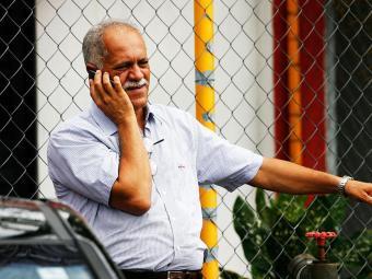Queiroz diz que Vitória desconhecia vontade de Carpegiani de passar o comando para seu filho - Foto: Gildo Lima | Agência A TARDE