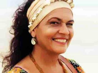 A atriz baiana Regina Dourado, 59, morreu no final da manhã deste sábado vítima de um câncer de mama - Foto: Divulgação   Rede Globo