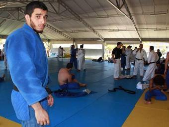 Ivan Costa tem oportunidade especial de duelar com lutadores de vários países - Foto: Joá Souza | Ag. A TARDE