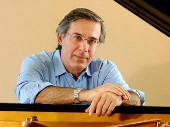 O pianista Arnaldo Cohen será o solista da noite - Foto: Divulgação