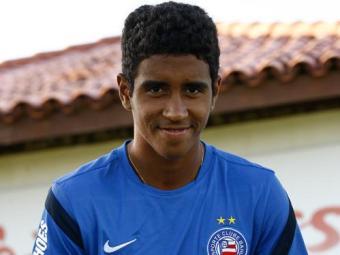 Gabriel era dúvida, mas conseguiu se recuperar e encara o Botafogo - Foto: Margarida Neide   Ag. A TARDE