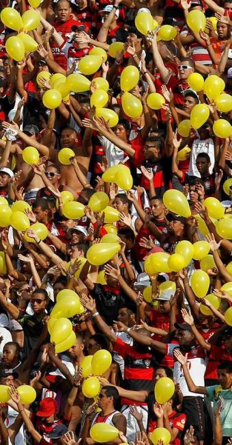Atraída pelo momento do Vitória, torcida rubro-negra deverá lotar o Barradão contra o ABC - Foto: Eduardo Martins   Agência A TARDE