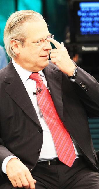 Maioria dos ministros votou pela condenação de Dirceu pelo crime de corrupção ativa - Foto: Clayton de Souza | Agência Estado