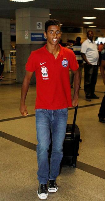 Segundo o gestor de futebol Paulo Angioni, será difícil segurar Gabriel no Bahia por mais tempo - Foto: Eduardo Martins   Ag. A TARDE