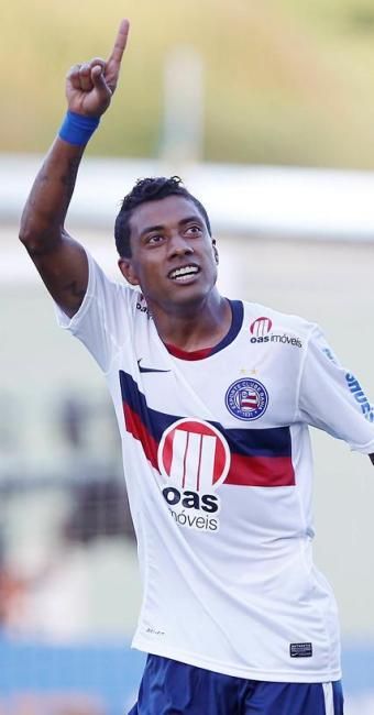 Kleberson deve receber mais uma chance como titular do Bahia - Foto: Eduardo Martins   Ag. A TARDE