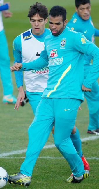 Sandro deve assumir vaga na equipe titular - Foto: Rafael Ribeiro / CBF