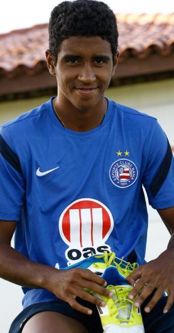De volta ao time, Gabriel é a principal arma do Bahia para o confronto direto contra o Palmeiras - Foto:  Margarida Neide / AG. A TARDE