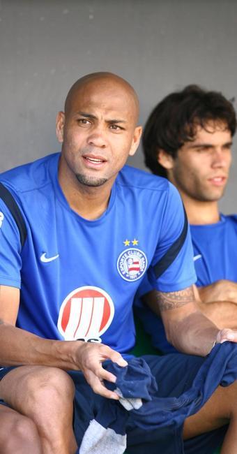 Souza participou de 14 do 31 jogos do Bahia na Série A - Foto: Fernando Amorim   Ag. A TARDE
