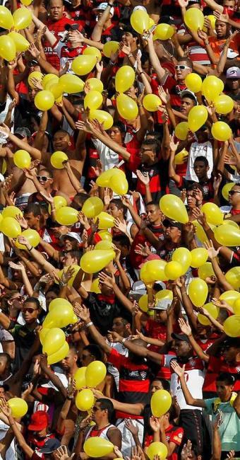 Apesar do horário ingrato (18h30), expectativa é de mais um grande público no Barradão - Foto: Eduardo Martins | Agência A TARDE
