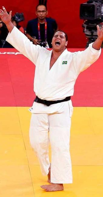 Dezenas de medalhistas em competições de alto nível lutarão em Salvador - Foto: Darren Staples | Agência Reuters