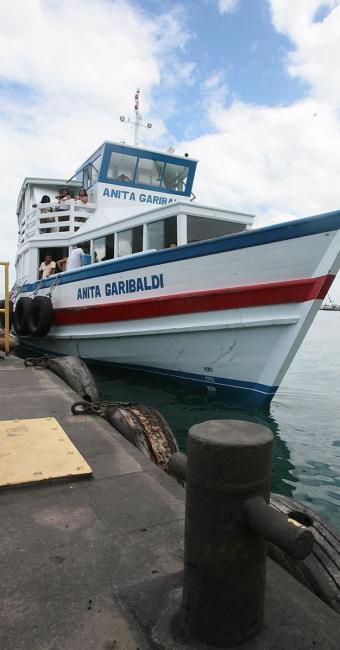 Atendimento é suspenso por conta da maré baixa - Foto: Mila Cordeiro | Arquivo | Ag. A TARDE