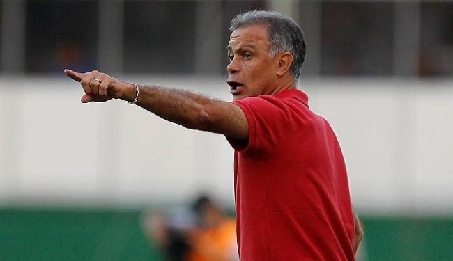 Com ajuda do treinador Jorginho, Esquadrão tem 71% de aproveitamento no 2º turno - Foto: Eduardo Martins | Ag. A Tarde
