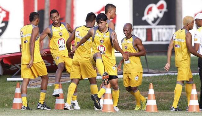 Após derrota para o Avaí, nada de moleza na Toca: treino físico puxado para os atletas do Leão - Foto: Eduardo Martins   Ag. A TARDE